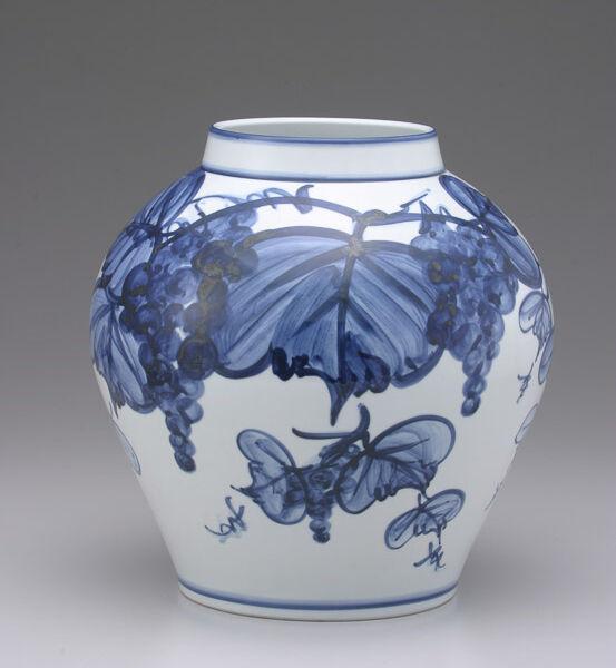 Kondo Hiroshi, Sometsuke vase