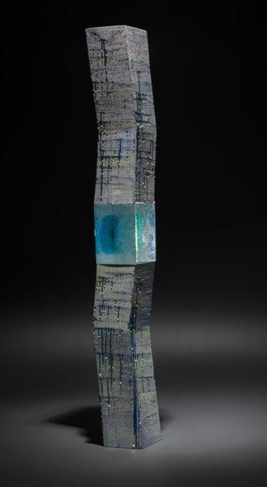Takahiro Kondo, Monolith—Bluegreen Mist—